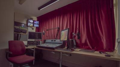 Epsom Hospital Radio's New Studio