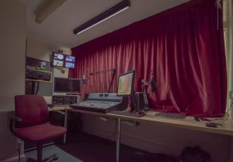 Epsom Hospital Radio's New Studio